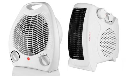 Calefactores de aire portátiles