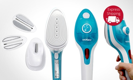 $19.95 for a TODO 1000W Portable Garment Steamer Brush Iron Don't Pay $69