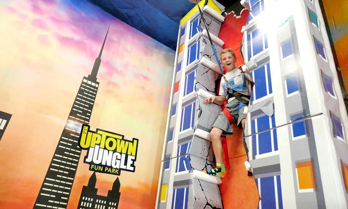 Urban Jungle Groupon