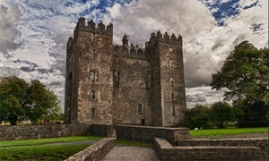 Bunratty Castle : Irish Evening with a Four-Course Meal for a Child or Adult at Bunratty Castle