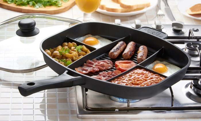 Up To 68 Off Cooks Professional Multi Pan Groupon