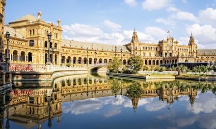 Sevilla: 1 o 2 noches para 2 con desayuno, copa de bienvenida y opción a 1 cena en el Hotel Git Vereda Real 4*