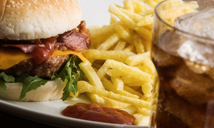 Mad Hatter Brew Pub - Downtown Tempe: $11 for $20 Worth of Grill Fare and Craft Beer at Mad Hatter Brew Pub