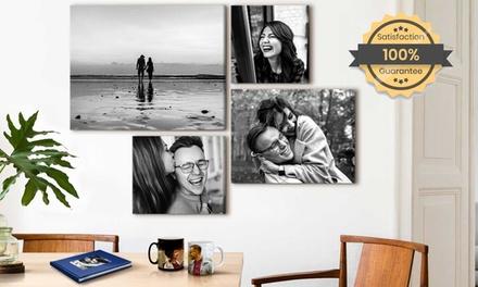 Fotolibro, fotolienzo o taza a elegir Especial San Valentín (hasta 93% de descuento)