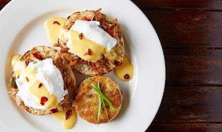 Dinner for Two or Four at Maryjane's Diner at Hard Rock Hotel (43% Off)