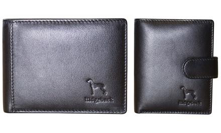 Genuine Ridgeback Leather Wallet