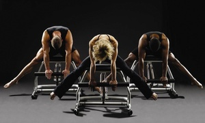 The Pilates Body: 5- or 10-Class Pass: Spinning, Kettle Bell, Boot Camp, or Learn Pilates Classes – The Pilates Body (Up to 59% Off)