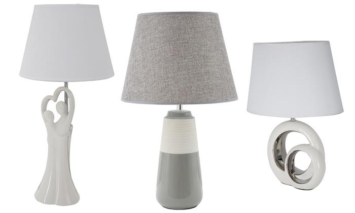 Lampade da tavolo in ceramica groupon goods - Lampade da tavolo in ceramica ...