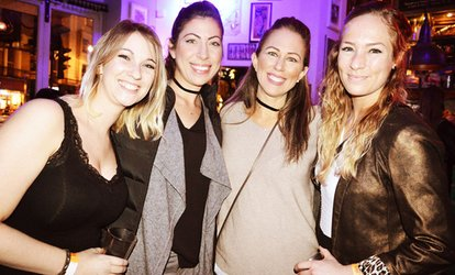 image for London Pub Crawl For Up to Six People With London Party Pub Crawl (Up to 47% Off)