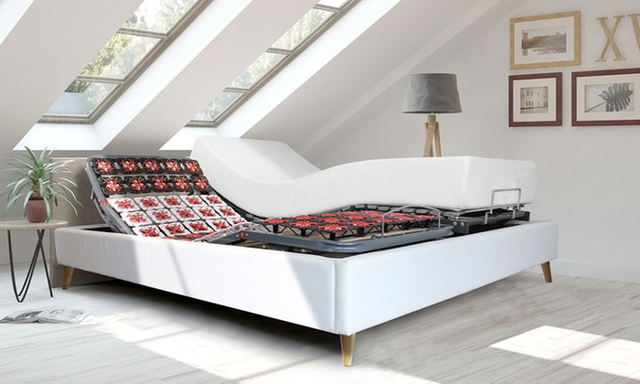 literie lectrique avec matelas groupon. Black Bedroom Furniture Sets. Home Design Ideas