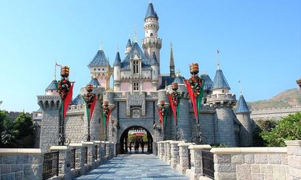 ✈ Parigi e Disneyland: volo, hotel e ingresso al Parco