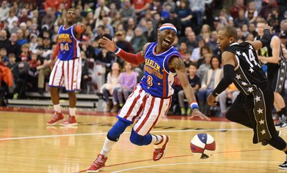 image for Presale: Globetrotters Game on Saturday, February 24, at 12 p.m. or Sunday, February 25, at 2 p.m.
