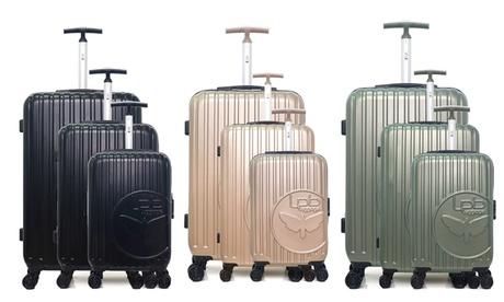 Set de 3 maletas Romane