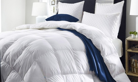 $69 for a 500GSM Goose Feather, Goose Down Queen Quilt. Don't Pay up to $269