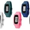 Zunammy Athletic Digital Fitness Activity Tracker Watch