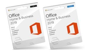 Microsoft Office 2019 Famille et Entreprise