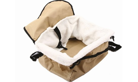 Pet Carrier Booster Seat: One $19 or Two $29