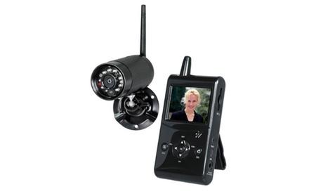 Cámara de vigilancia inalámbrica con monitor inalámbrico TFT-LCD de 2.5'