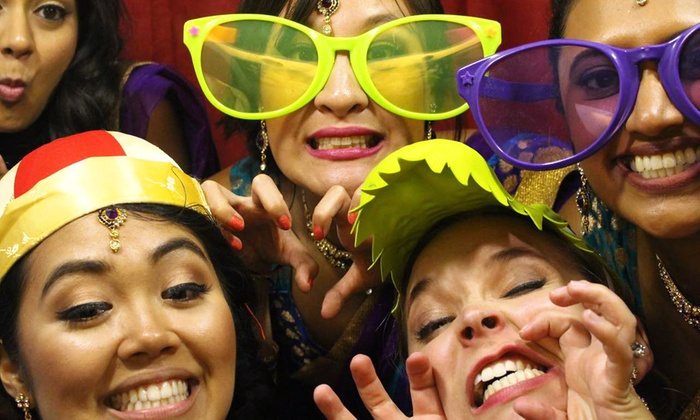 Top Class Photo Booth - North Jersey: Four-Hour Rental with Props, Attendant, and Optional DJ from Top Class Photo Booth (Up to 56% Off)