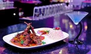 BlueFox Indian Bar & Grill: Indian Cuisine at BlueFox Indian Bar & Grill (Up to 42% Off). Three Options Available.