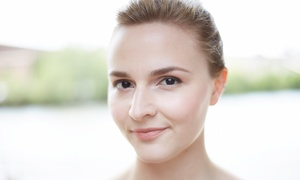 Inner Peace Center: Eyebrow, Underarm, or Facial Wax at Inner Peace Center (Up to 53% Off)