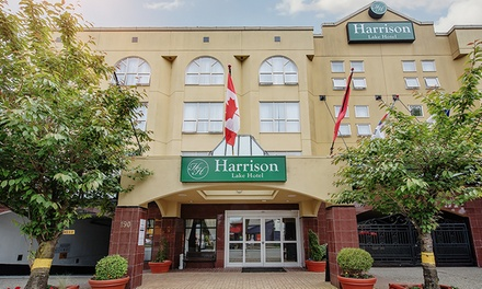 groupon.com - Stay at Harrison Lake Hotel in Harrison Hot Springs, BC