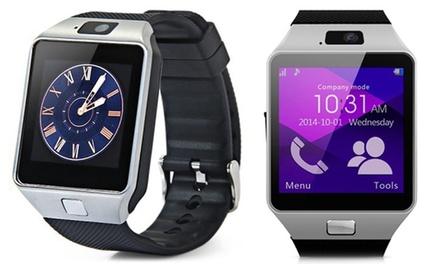 Smartwatch mit Smartcam in der Farbe nach Wahl, opt. in weihnachtlicher Geschenkbox, inkl. Versand (bis zu 75% sparen*)
