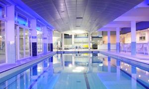 Centro Benessere Columbus: Ingresso Spa e piscine con acqua termale per una o 2 persone al Centro Benessere Columbus di Abano Terme