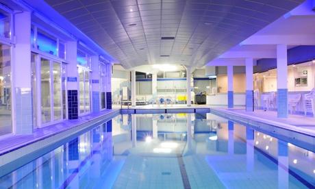 Ingresso Spa e piscine con acqua termale per una o 2 persone al Centro Benessere Columbus di Abano Terme
