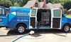 Daniel Cleans: Carpet and Sofa Cleaning at Daniel Cleans (Up to 54% Off). Three Options Available.