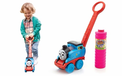 Fisher Price Thomas Bubble Delivery