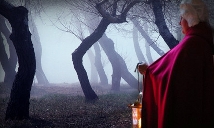 Spooks and Legends Haunted Tours - Williamsburg: Haunted Tour of Williamsburg for Two, Four, Six, or Eight from Spooks and Legends Haunted Tours (Up to 58% Off)