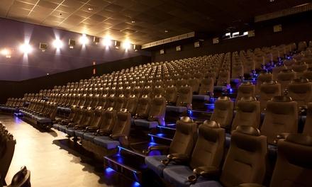 2 o 5 entradas de cine desde 12,95 € en los Cinesa de toda España