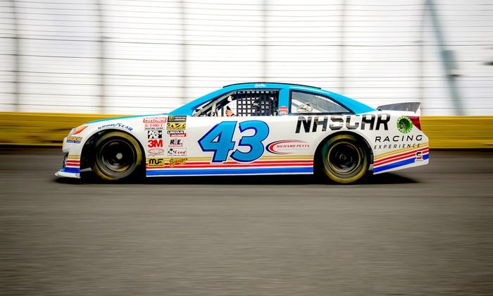 Nascar Racing Experience Main Account Lincoln Al Groupon