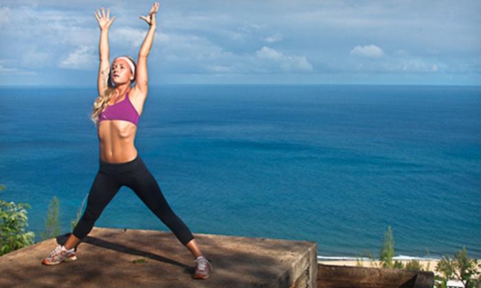 8d3bd965b1670 Yoga Loft Hawaii in - Honolulu | Groupon