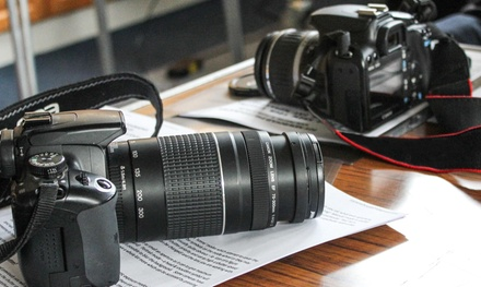 Full-Day Camera Workshop with Lunch for One or Two with Photos-n-Pixels (Up to 71% Off)