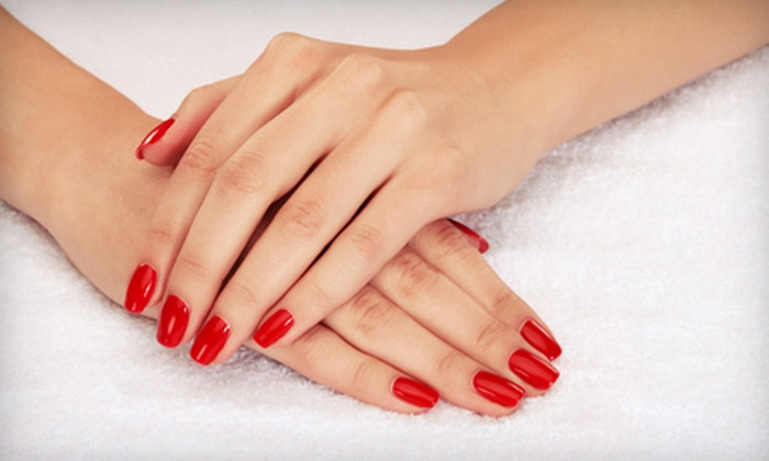 SistaSista Nail Spa - Dallas: One, Two, or Three No-Chip Manicures at SistaSista Nail Spa (Up to 51% Off)