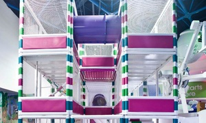 Magic Planet: Two-Hour Soft Play Area Entry for One or Two Children at Magic Planet (Up to 51% Off)