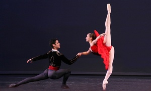 World Ballet Competition's 10th Anniversary Gala Performance: World Ballet Competition's 10th Anniversary Gala Performance on Saturday, June 18, at 7:30 p.m.