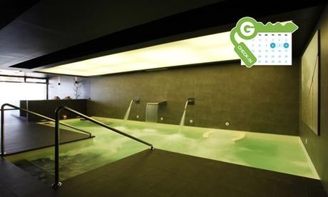 Cáceres: habitación doble o twin para 2 con spa y opción a desayuno o media pensión en Hotel Spa Sinagoga