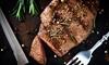 600 g Fleischplatte mit Kroketten