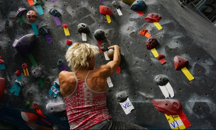 Brooklyn Boulders - Brooklyn Boulders: Day Passes or Ropes Packages at Brooklyn Boulders (Up to 51% Off)