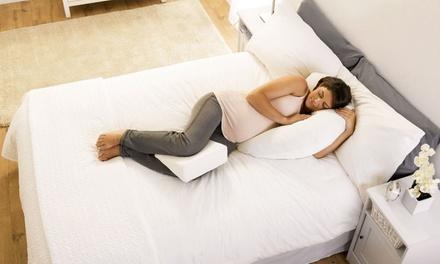 Pack de almohada y cojín de maternidad para el apoyo de la espalda