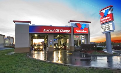 Up to 50% Off Oil Change at Valvoline Instant Oil Change
