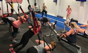 F45 Training - Hutt City: $39 for One Month of Unlimited F45 Training at F45 Training - Hutt City (Up to $264 Value)