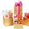 California Delicious Mom's Mandarin Orange Spa Gift Tower