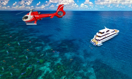 Cairns: $130.50 for One Child or $202.50 for One Adult for a Cruise and Dive Package with Down Under Cruise and Dive