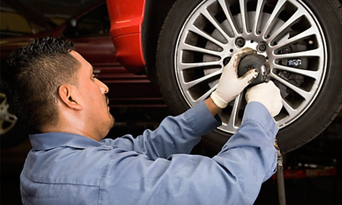 Meineke Car Care Center - Southwest Raleigh: $30 Worth of Car-Care Services
