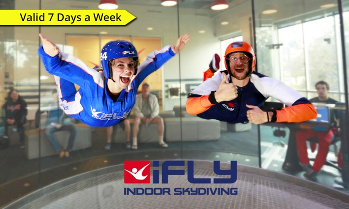 Ifly penrith coupons
