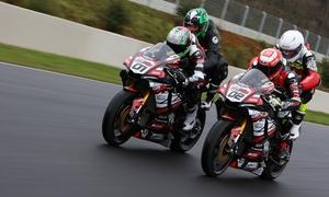 2Ride Baptême moto: Un baptême en moto sur plusieurs circuits disponibles à 79 € avec 2Ride Baptême moto